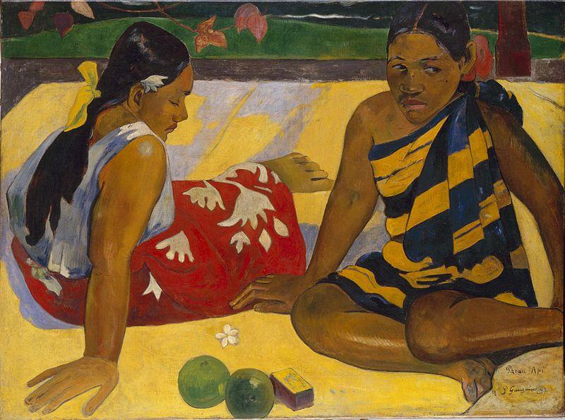 Az élet értelme Gauguin művészetében - aFüzet